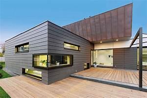 Moderne Hausfassaden Fotos : fassadengestaltung baustoffratgeber frag uns ~ Orissabook.com Haus und Dekorationen