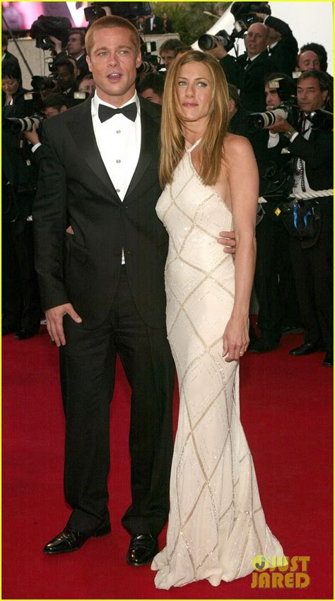 The two are lucky enough to be on good terms with their exes but there is no proof that this story is true. Brad Pitt & Jennifer Aniston's Best Red Carpet Moments ...