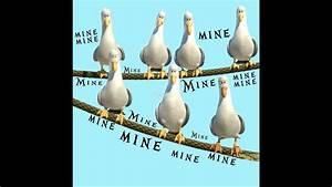 Mine Mine Mine Sfx - Finding Nemo