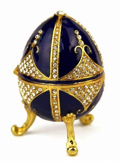 Faberge Egg Eggs Russian Bronze Fancy