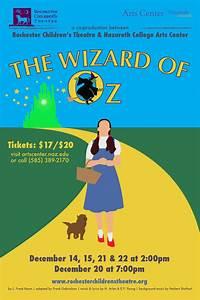 project 2 – rochester children's theatre poster design ...