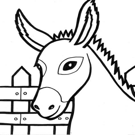 gli animali della fattoria tanti disegni da stampare