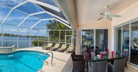 Boat Lift Rentals Cape Coral by Villa Eight Lakes Vacation Villa In Florida