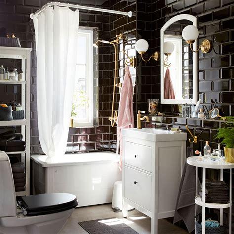 Mobili Stile Shabby Ikea by 10 Idee Per Arredare Un Bagno Shabby Chic Ikea