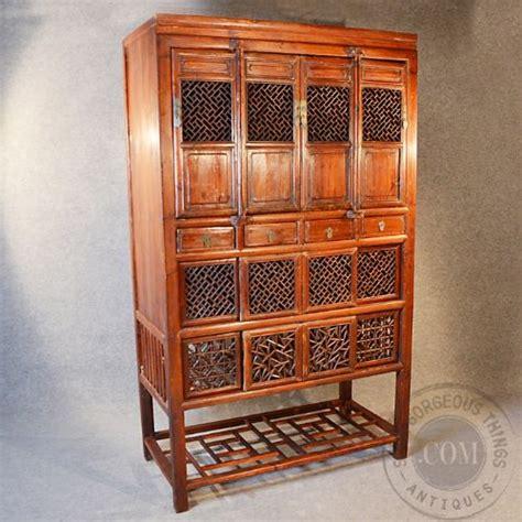 antique wine cabinets antique large cabinet larder display wine linen 1301