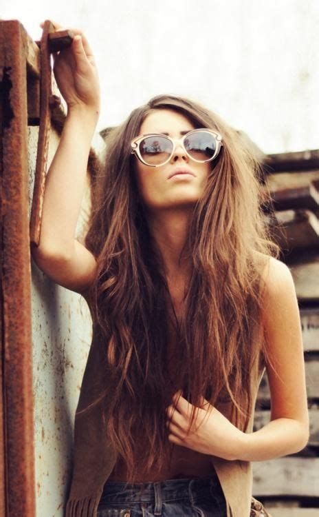 effortlessly stylish long hairstyles   love