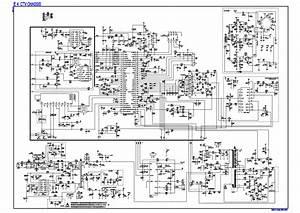 Arcelik Chassis E4 Service Manual Download  Schematics