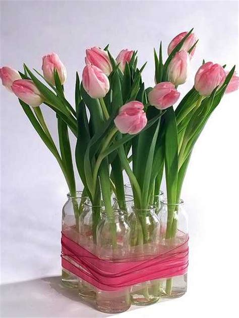ideas for floral arrangements in vases 3 ideas for diy recycling glass vases and flower arrangements