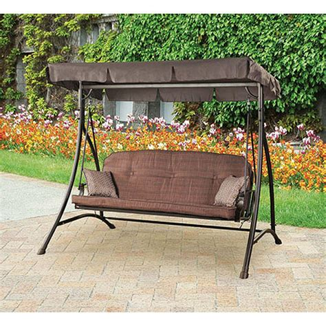 patio swings with canopy canada wentworth swing replacement canopy garden winds canada
