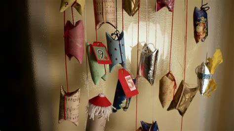 klorollen adventskalender basteln guniacs weihnachten