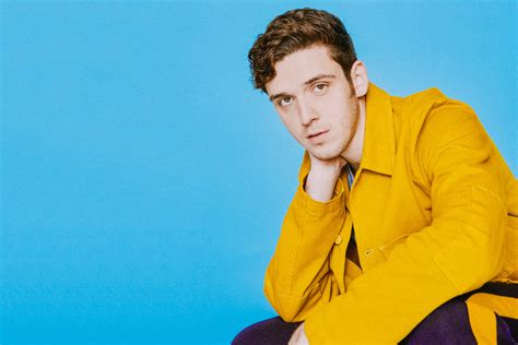 Lauv Goes Chasing Fire