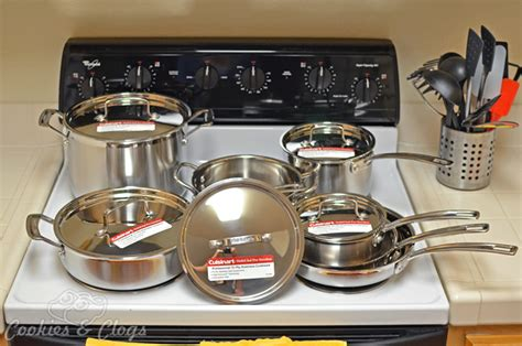 cuisinart kitchen pro finding the best pots and pans cuisinart multiclad pro