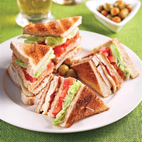 cuisine santé express sandwich au poulet et prosciutto soupers de semaine recettes 5 15 recettes express 5