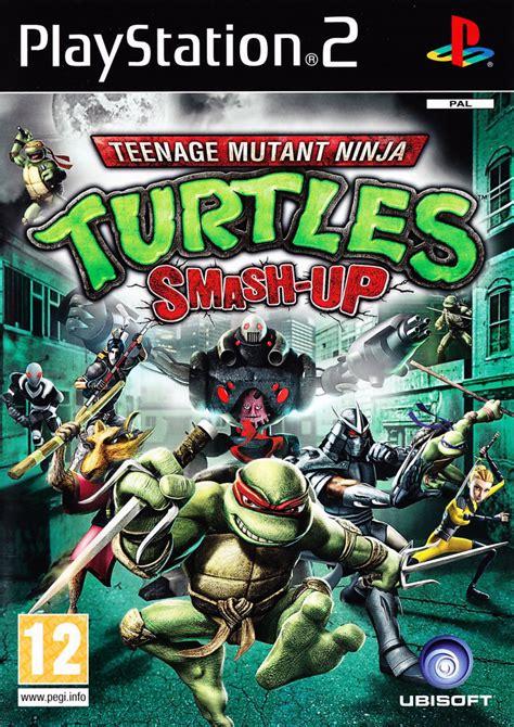 teenage mutant ninja turtles smash   playstation