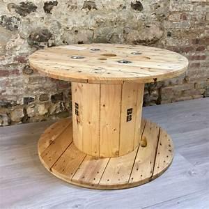Touret Bois Le Bon Coin : touret en bois clair 80 cm de diam tre ~ Dailycaller-alerts.com Idées de Décoration