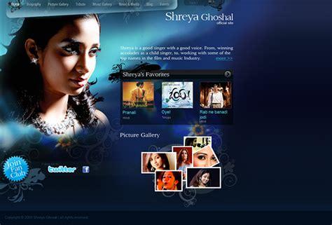 Shreya Ghoshal On Pantone Canvas Gallery