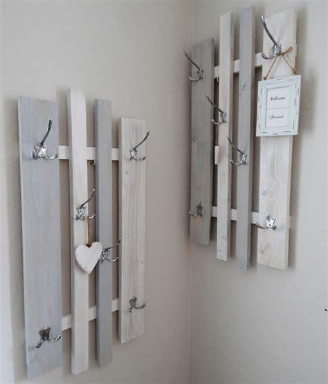 Garderobe Grau Holz by Vintage Garderoben 2tlg Kombi Garderobe Quot Variabel