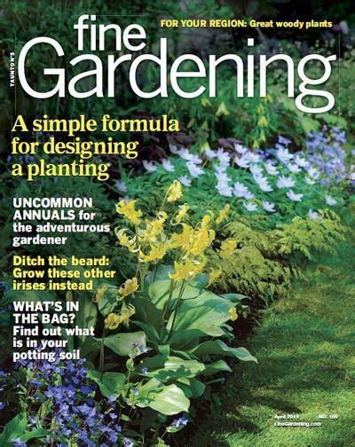 fine gardening fine gardening magazine discount
