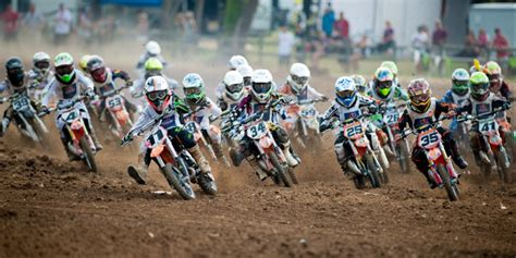 history of motocross racing a bit of loretta lynn 39 s motocross history motosport