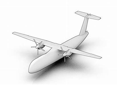 Turboprop Engines Case Agile Mounted Wing Innovative