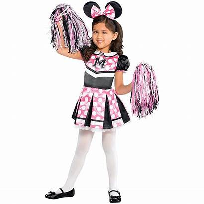 Minnie Mouse Cheerleader Costume Toddler Sweet Party