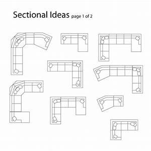 Sec ideas fenton home furnishings for Sectional sofa configurations
