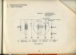 Suzuki B120 Wiring Diagram