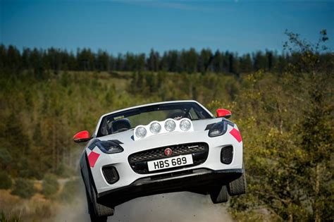 2019 Jaguar F-type Rally Special News And Information