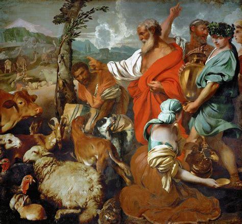The Flood Myth of Deucalion and Pyrrha