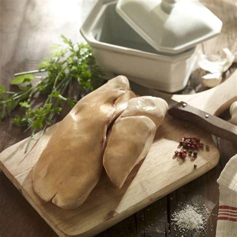 cuisiner foie gras cru foie gras cru sous vide déveiné dernervé vente