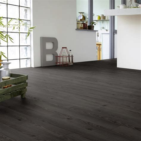 Pvc Boden Design by Pvc Bodenbelag Tarkett Design 260 Vacano Black 4m