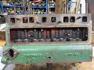 R  F  Engine Continental Cn Y112 Engine Block Used