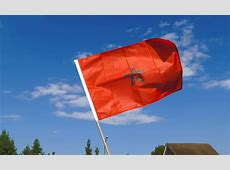 Morocco Hand Waving Flag PRO 2x3 ft RoyalFlags