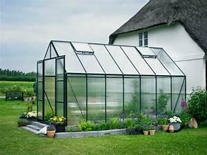 Serre En Polycarbonate Ou En Verre : serre de jardin verre ou polycarbonate inspiraci n para ~ Premium-room.com Idées de Décoration