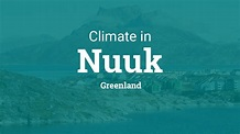 Climate & Weather Averages in Nuuk, Greenland