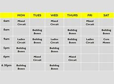 Fitness classes Shenton Park, Perth Trench Health and