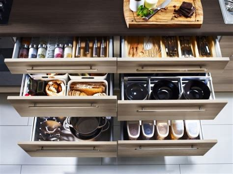 meuble cuisine cing car cuisine rangements tiroirs uniquement pinteres
