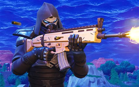 telecharger fonds decran  enforcer fortnite saison