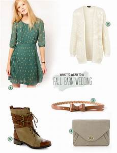 What to wear to a wedding for Dresses to wear to a barn wedding