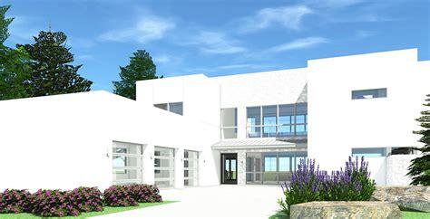 Eye-catching 4 Bed Modern House Plan