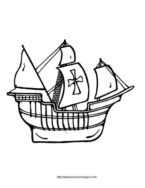 jeux de cuisine de de noel gratuit coloriage les transports bateaux à colorier allofamille