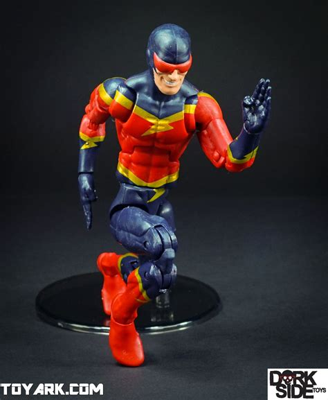 Marvel Legends Speed Demon Photo Shoot - The Toyark - News