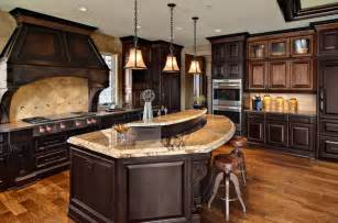 custom kitchen cabinet ideas mixed wood custom cabinets traditional kitchen minneapolis by ehlen creative