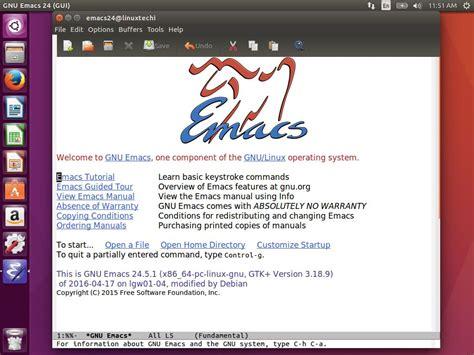 Top 10 Text Editors For Linux Desktop