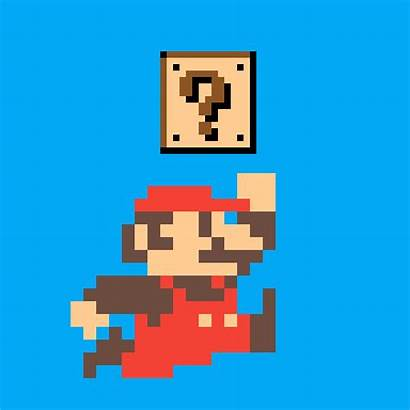 64x64 Bit Clipart Mario Pixilart Clip