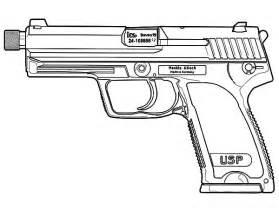 coloring pages nerf gun nerf gun coloring pages gun coloring pages - Nerf Gun Coloring Pages Printable