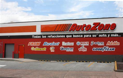 Conmemorará AutoZone 15 años de presencia en México AUTO ...