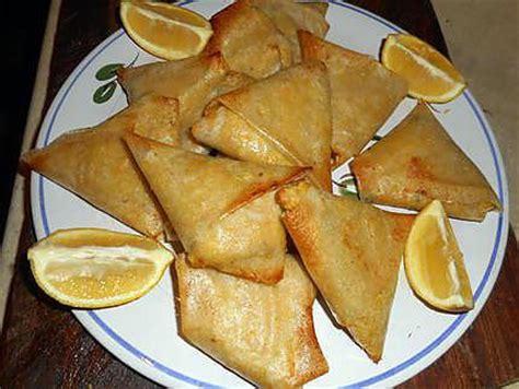 cuisine marocaine brick recette de brick de thon au four