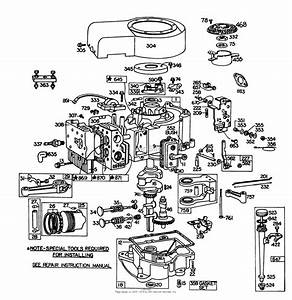 Briggs  U0026 Stratton287707 Wiring Diagram