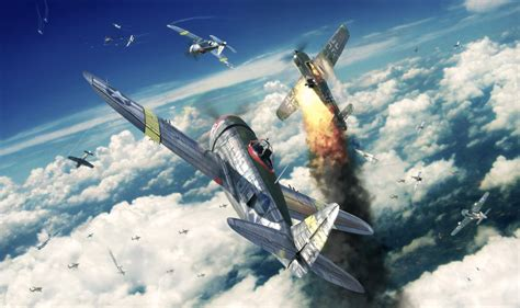 P47 Thunderbolt Computer Wallpapers, Desktop Backgrounds
